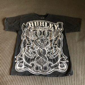 Hurley T Shirt   Men's Medium